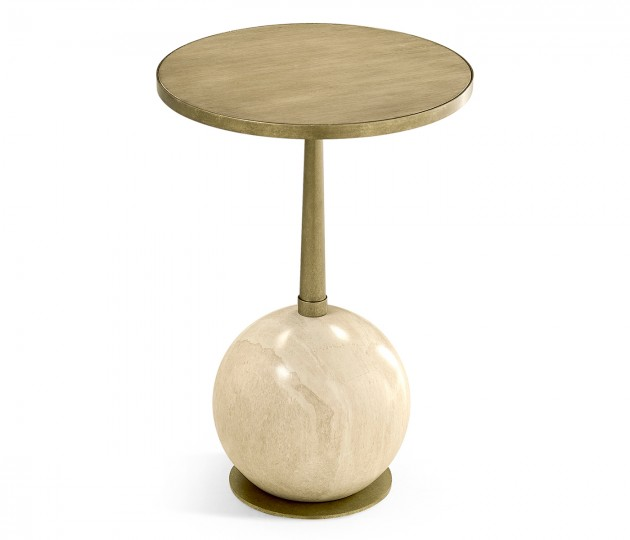 Cambrio Marble Accent Table