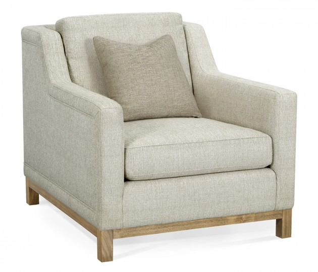 Cambrio Track Arm Lounge Chair