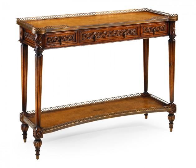 Napoleon III style console