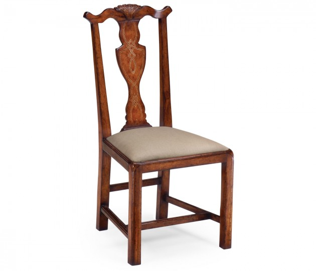 Chippendale country chair (Side)