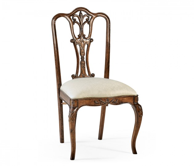 Mahogany 18th Century Dining Side Chair