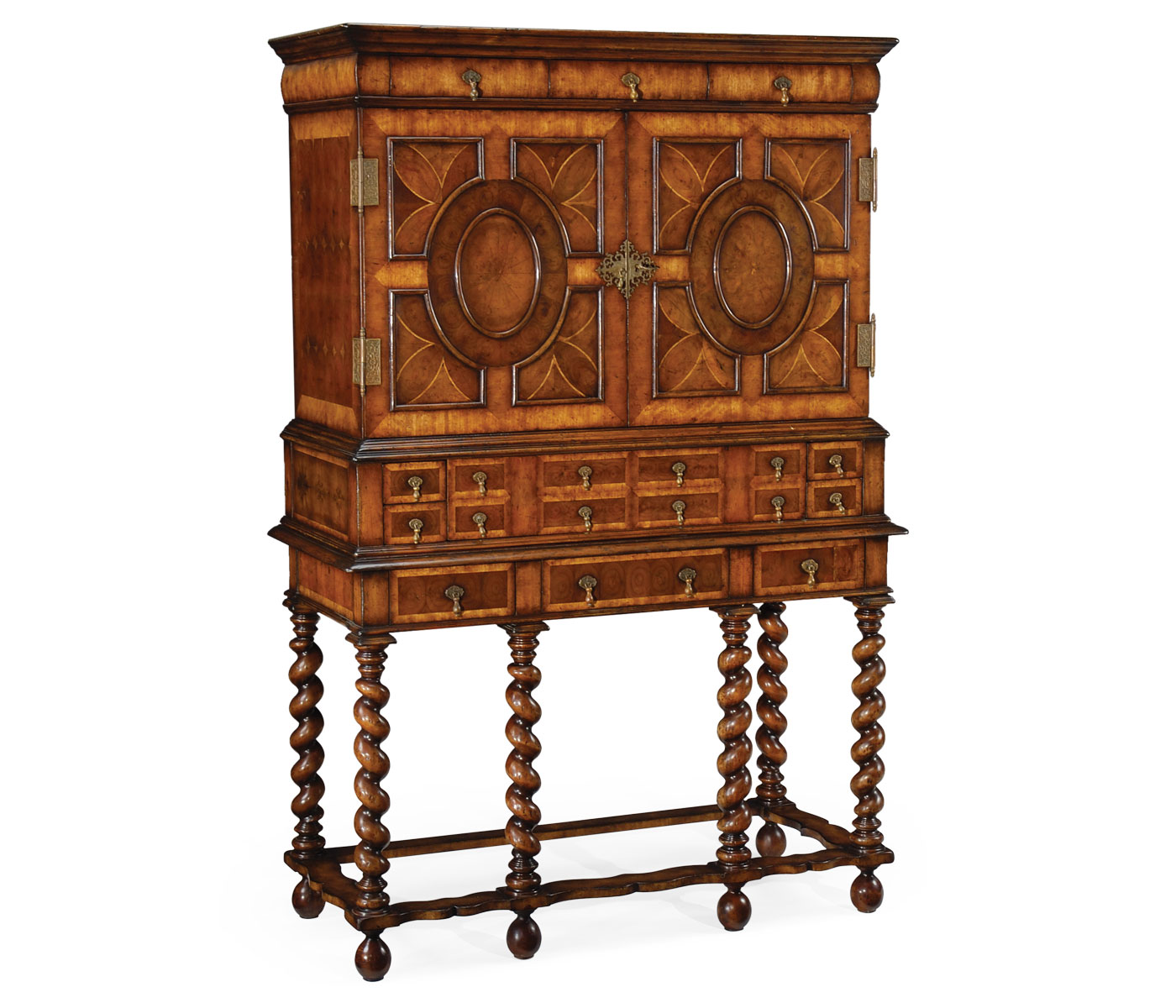 how many members are in the cabinet william amp walnut amp oyster drinks cabinet 16692