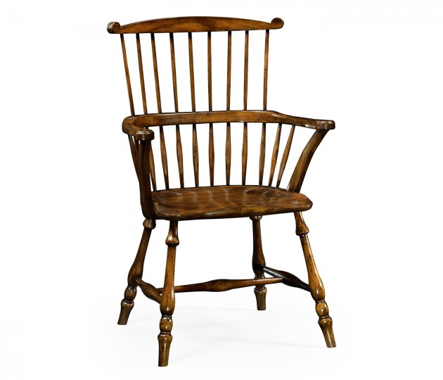 Windsor Arm Chair Walnut
