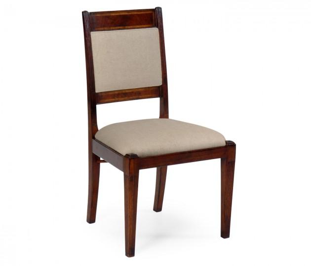 Regency Side Chair upholstery in MAZO