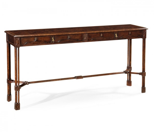 Chippendale Gothic Console (Large)