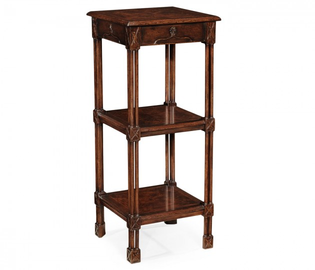 Chippendale Gothic Three-Tier �tag�re