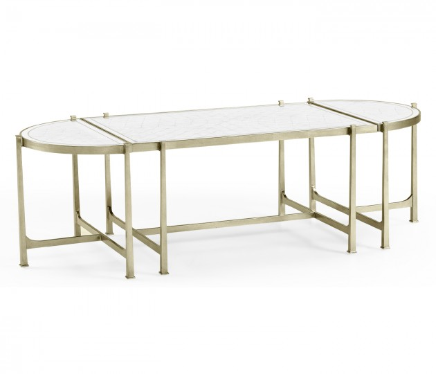 �glomis� & Silver Iron Bunching Tables