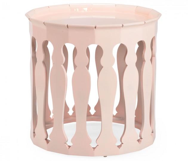 Moorish sofa tables (Ballet Slipper)