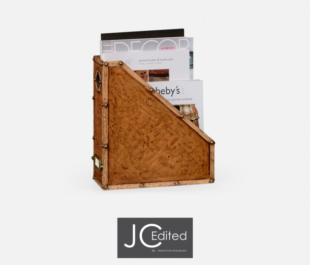 Travel Trunk Style Box File