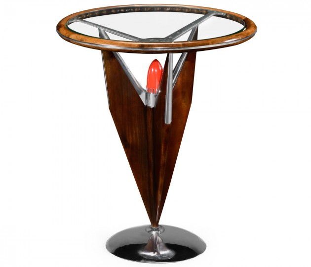 Tailfin Side Table