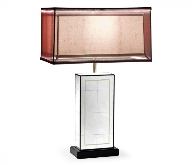 Rectangular �glomis� Table Lamp