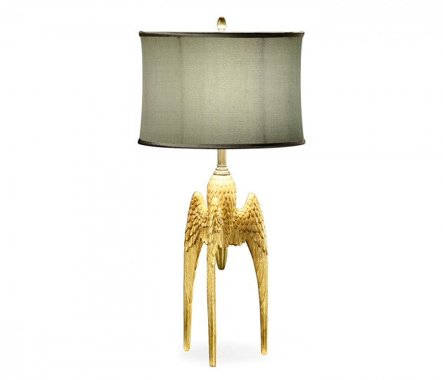 Three Winged Table Lamp