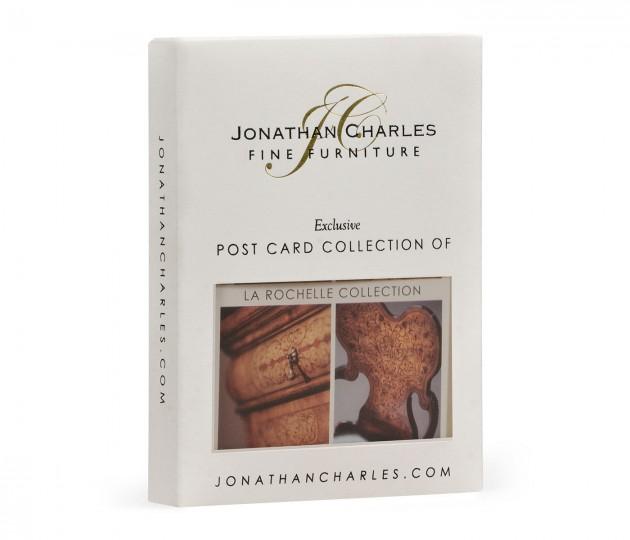 La rochelle collection postcard