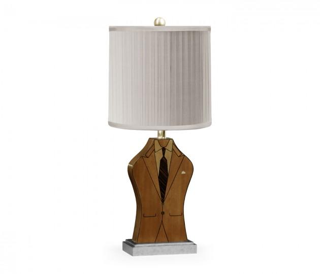 Dapper Man Lamp