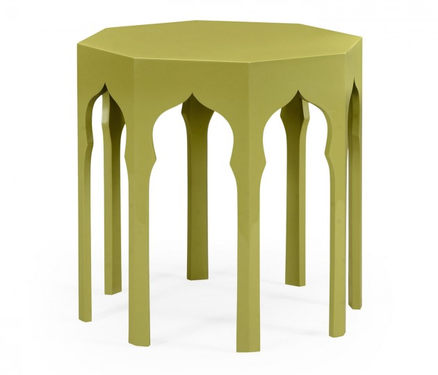 Side table (Split pea)