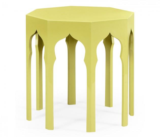 Side table (Split pea)