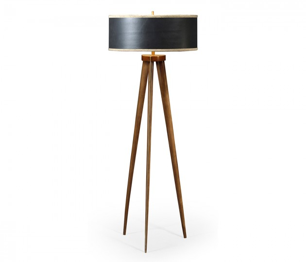 Hyedua Triangular Base Floor Lamp