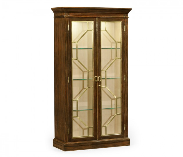 Two–Door Calista Display Cabinet