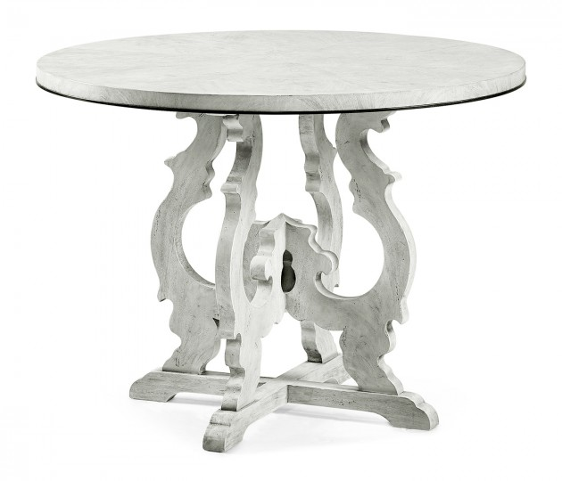 Grey Mahogany Centre Table