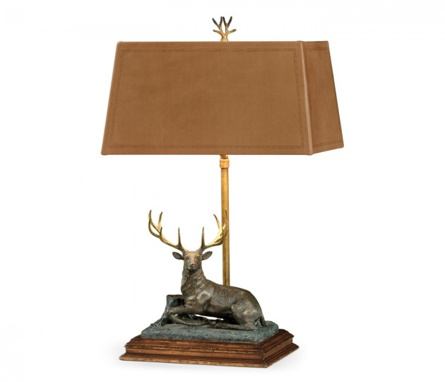 Deer Table Lamp - Right