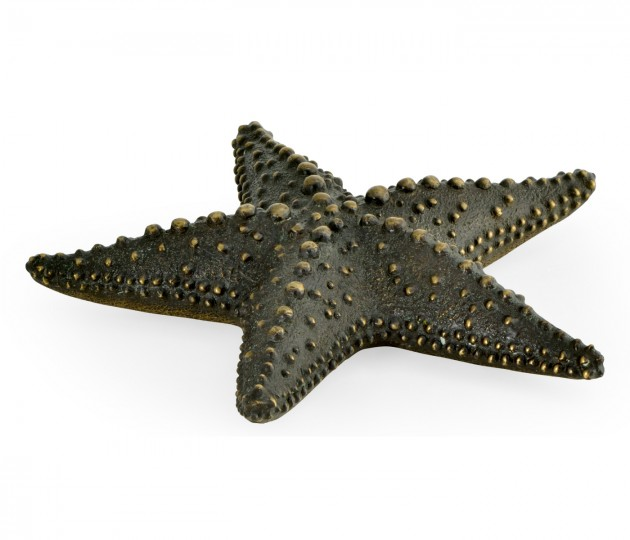 Dark Bronze Starfish