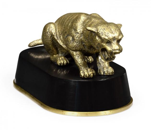 Antique Bronze Cougar