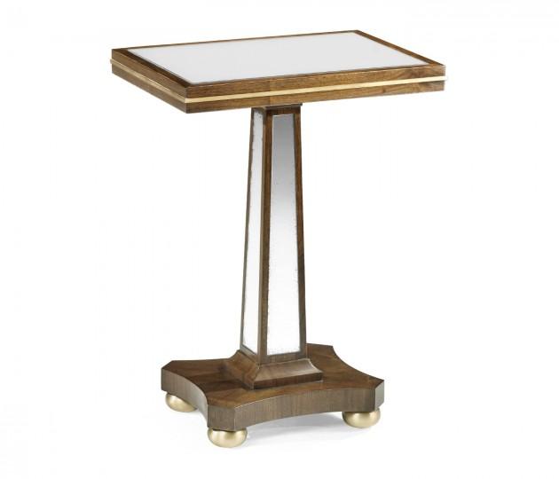Berkley Antique Mirror Accent Table