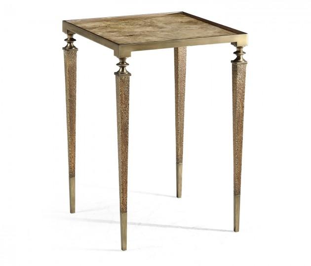 Hamilton Burl Side Table