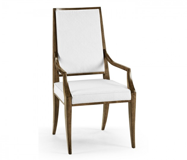 Barcelona Arm Chair, Upholstered in COM