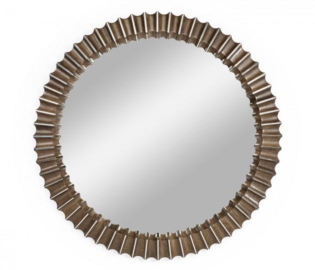"""36"""" Gatsby Round Mirror"""