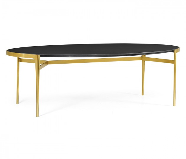 Fusion Oval Dining Table