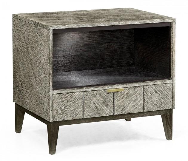 Geometric Bedside Cabinet