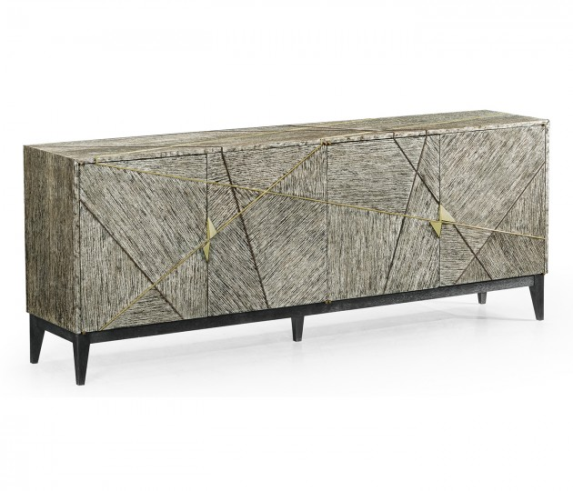 Geometric Sideboard