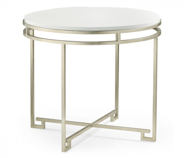 Modern Accents Round Side Table B