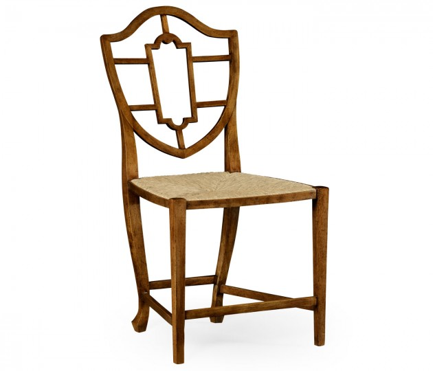 Aveburn Grey Fruitwood Side Chair