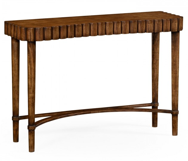 Allerdale Grey Fruitwood Console