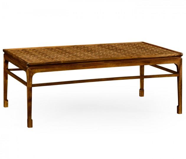 Leyburn Natural Acacia Coffee Table