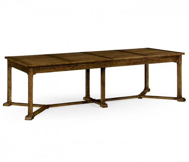 Hawford Kitchen Oak Dining Table