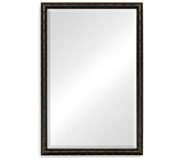 Chirk Faux Bronze Mirror