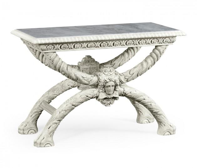 Saragosa White Oak Table