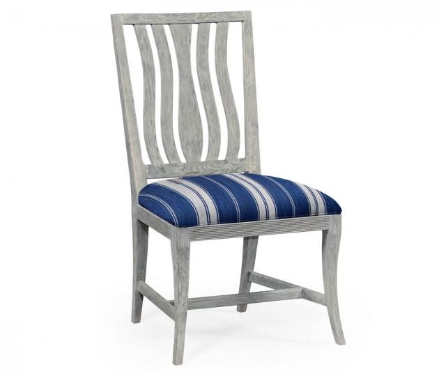 Eva Cloudy Oak Dining Side Chair