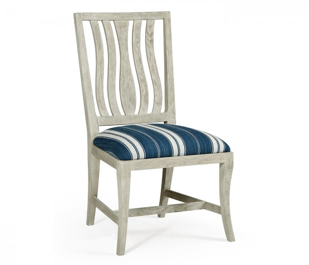 Eva Cloudy Oak Dining Side Chair