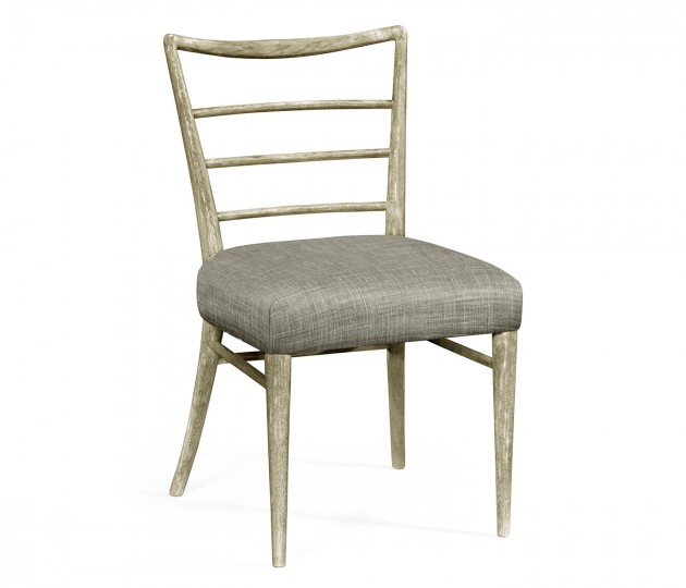 Pensacola Grey Oak Dining Side Chair