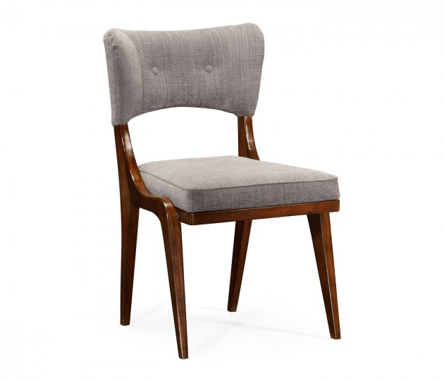 Marlene Dark Walnut Side Chair