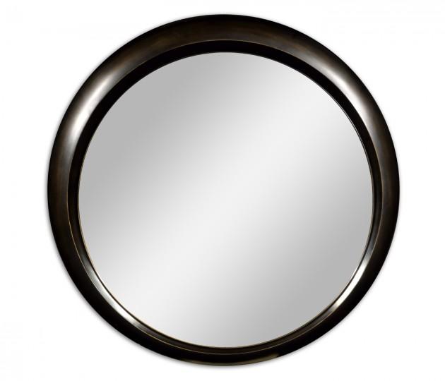 "48"" Sorbati Bronze Mirror"