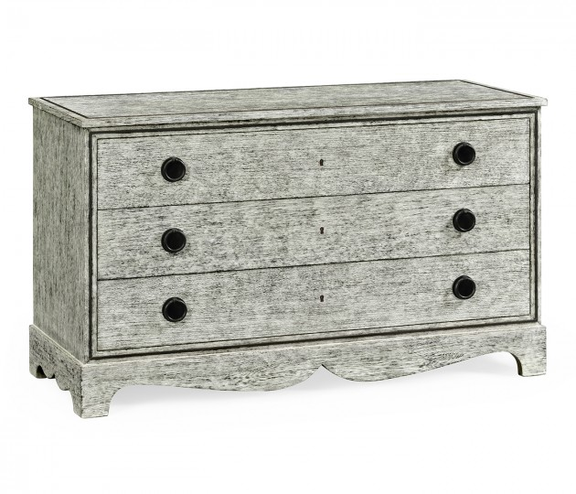 Clifton Grey Wenge Chest of Drawers
