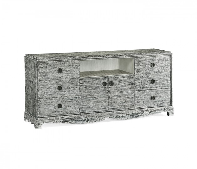Clifton Light Grey Wenge Buffet