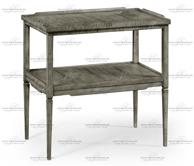 small rushmore Casual Rectangular Side Table