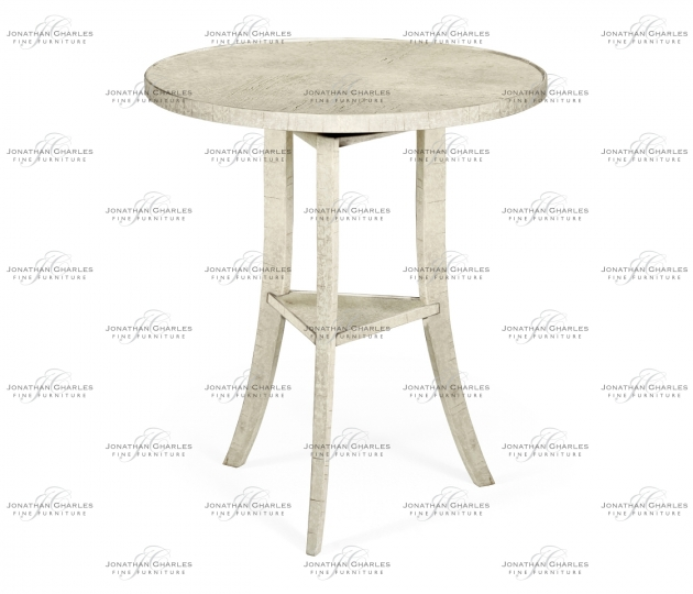 small rushmore Casual Round Lamp Table