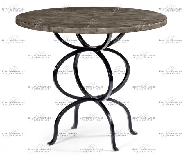 small rushmore Bistro Round Centre Table